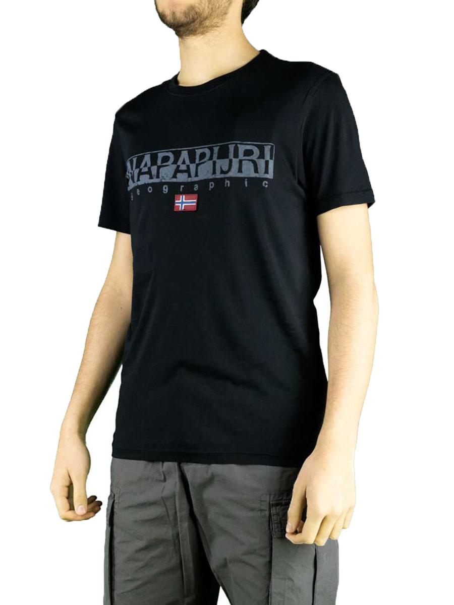 T-Shirt-Napapijri-Sapriol-SS-N0YHCY-MainApps