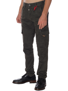 Pantalone Timezone con Tasconi Regular Ron