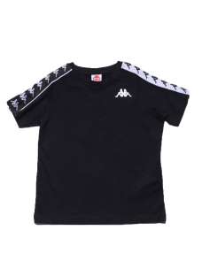 T-Shirt Kappa Kid 303UV10-19-KID 100% Cotone
