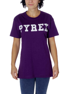 T Shirt Pyrex in Cotone 33008 Made in Italy