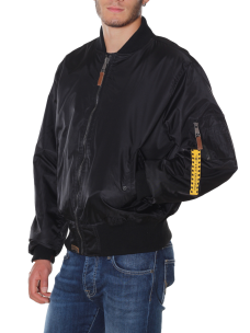 Giubbotto Top Gun Bomber in Nylon 51661