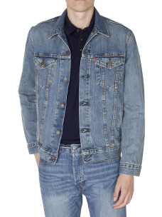 Giubbotto Levi's Jeans Truker Jacket Icy 72334-0146