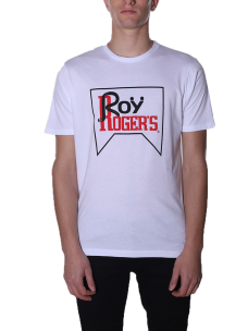T.Shirt Roy Rogers Vintage 100% Cotone Made in Italy