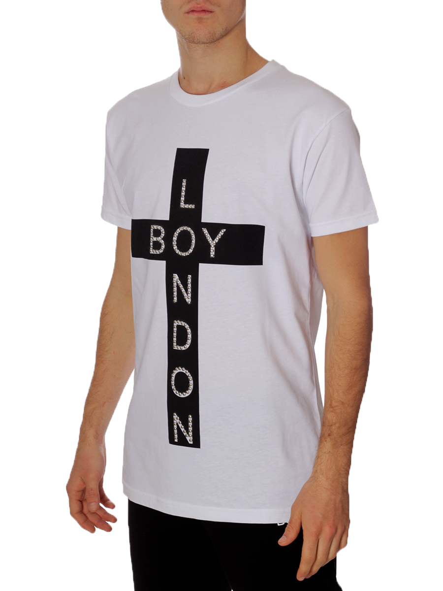 T-Shirt Boy London 100%Cotone BL613 Made in Italy