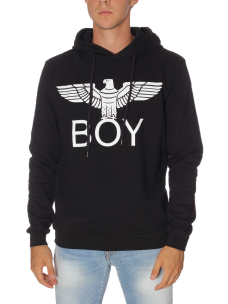 Felpa Boy London Unisex Cotone Felpato BL716 Made in Italy