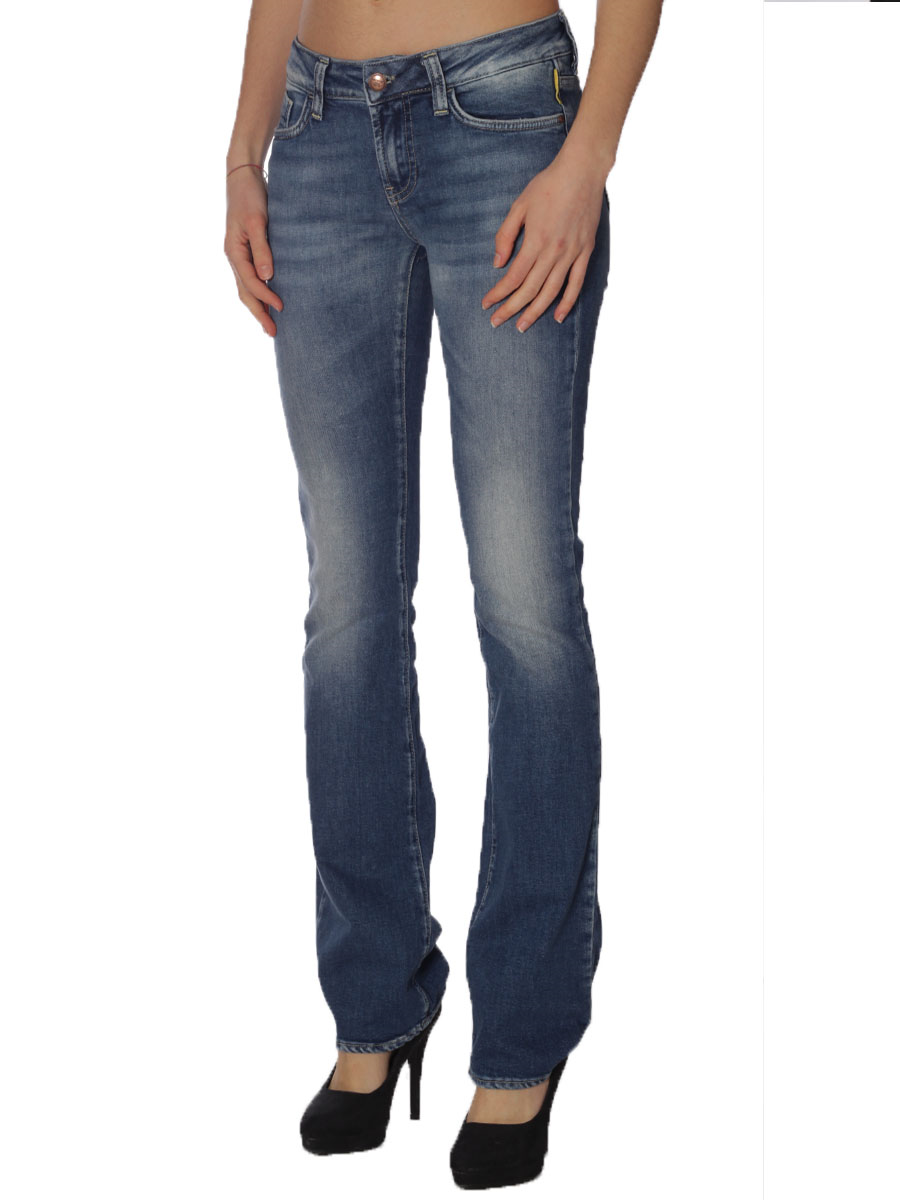Jeans Meltin Pot Blanco con Elastene D0132-UK418-BS17
