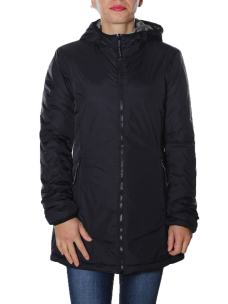 Giaccone Brekka Double Way Parka Woman Reverse BRFW0009