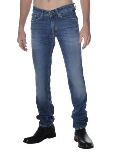 Jeans Meltin Pot ManerMANER-D0120-DB287-BF17 Made in Italy
