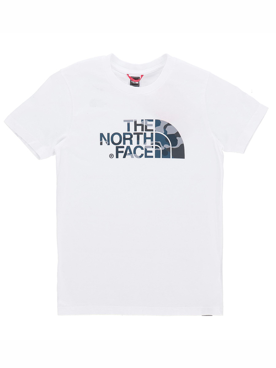 T-Shirt The North Face Kid NF00A3P7-QH0-KID Puro Cotone