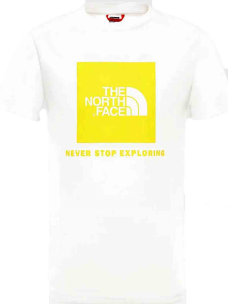 T-Shirt The North Face Kid NF0A3BS2-P801-KID Puro Cotone