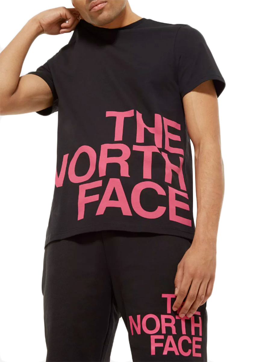 T-Shirt The North Face  RegularNF0A4926-J94 Puro Cotone