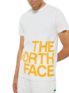 T-Shirt The North Face  RegularNF0A4926-P0V Puro Cotone