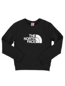 Felpa The North Face Kid NF0A492X-JK3-KID Cotone Garzato