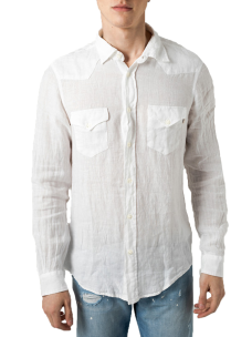Camicia Roy Roger's Regular Old 100% Lino