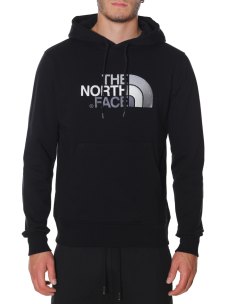 Felpa The North Face Unisex Cotone Felpato M Drew T0AHJY
