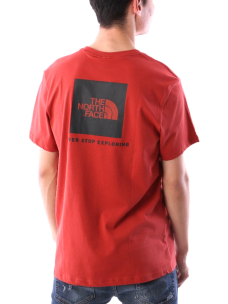 T-Shirt The North Face  Regular 100% Cotone T92TX2