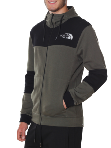 Felpa The North Face Unisex Cotone Felpato M Open Gate T93OD4